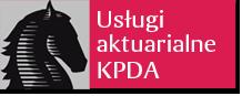 Usługi aktuarialne KPDA